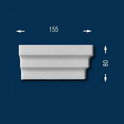 "Fensterbankprofile ""Wiesemann FB5"" - Endstück rechts"