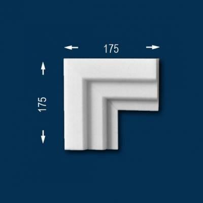 """Fassadenprofile """"Wiesemann FP9"""" - Eckstück"""