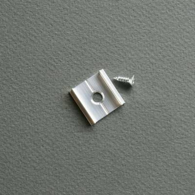"Befestigungsclips Typ ""U"" für LED-Aluminiumprofile"