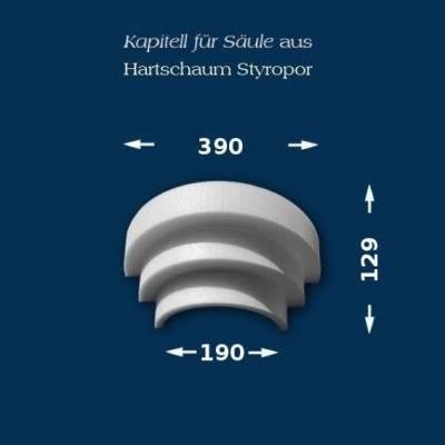 "Säulenkapitell ""Wiesemann SK7-3"" - unbeschichtet"