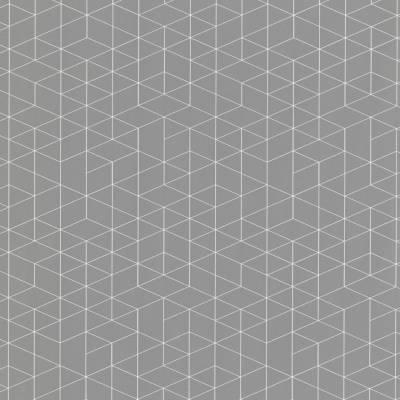 Erismann Scandinja   6466-10   Vliestapete 3D Tapete   0.53 m x 10.05 m   Grau