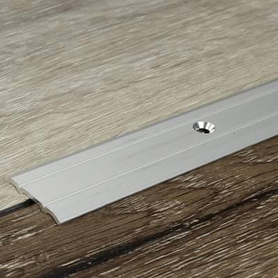 """Übergangsprofil """"Alkmaar"""" / Übergangsschiene, 24,5 mm breit, Aluminium eloxiert"""