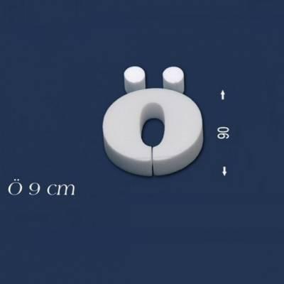 """Buchstabe """"Ö"""" - Größe 9 cm"""
