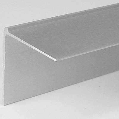"Treppenkante ""Aulla"" / Treppenkanten Profile / Winkelprofile, konfigurierbar, Aluminium eloxiert"
