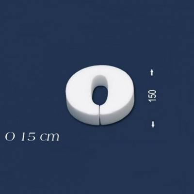 "Buchstabe ""O"" - Größe 15 cm"
