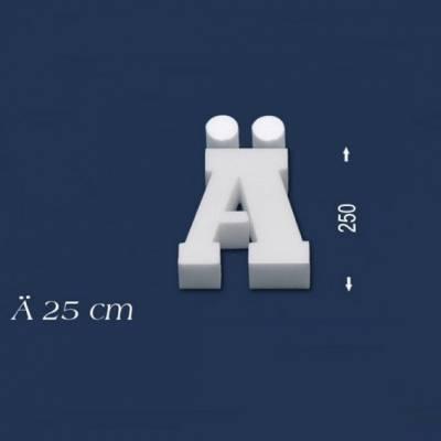 """Buchstabe """"Ä"""" - Größe 25 cm"""