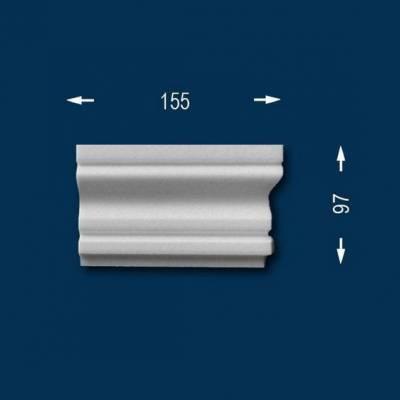 """Fassadenprofile """"Wiesemann FP8"""" - Endstück rechts"""
