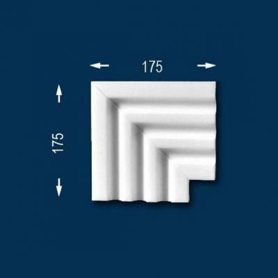 """Fassadenprofile """"Wiesemann FP18"""" - Eckstück"""