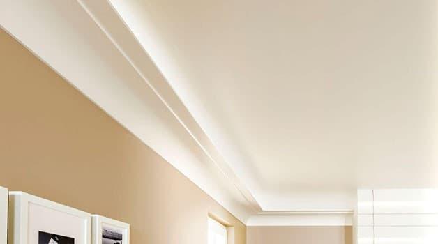 LED Lichtleisten indirekte Beleuchtung