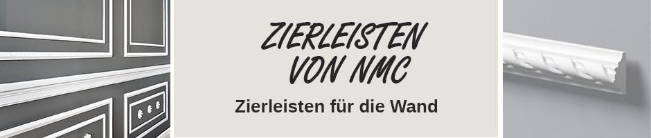 Zierleisten Inspiration NMC Wandleisten