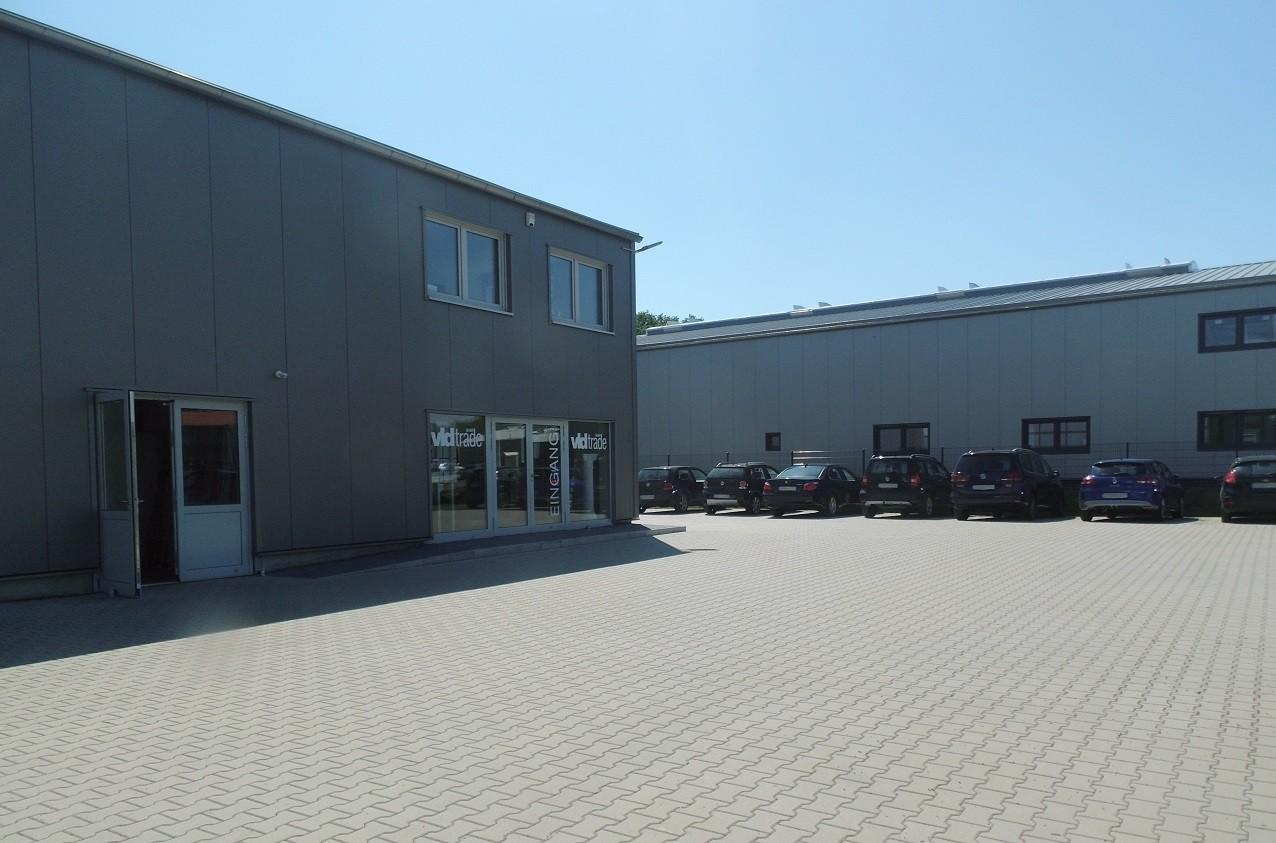 Firma VLD Trade Online Händler für Stuckrosetten