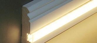 Licht Sockelleiste